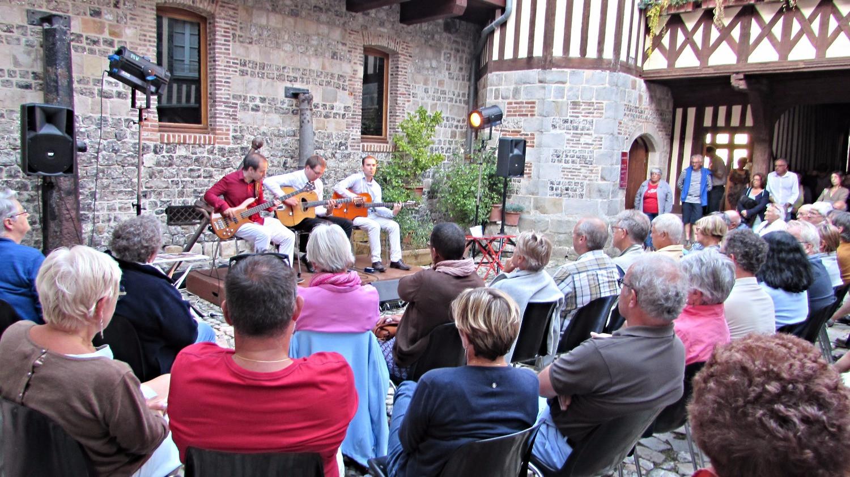 Concert à la Maison Henry 4