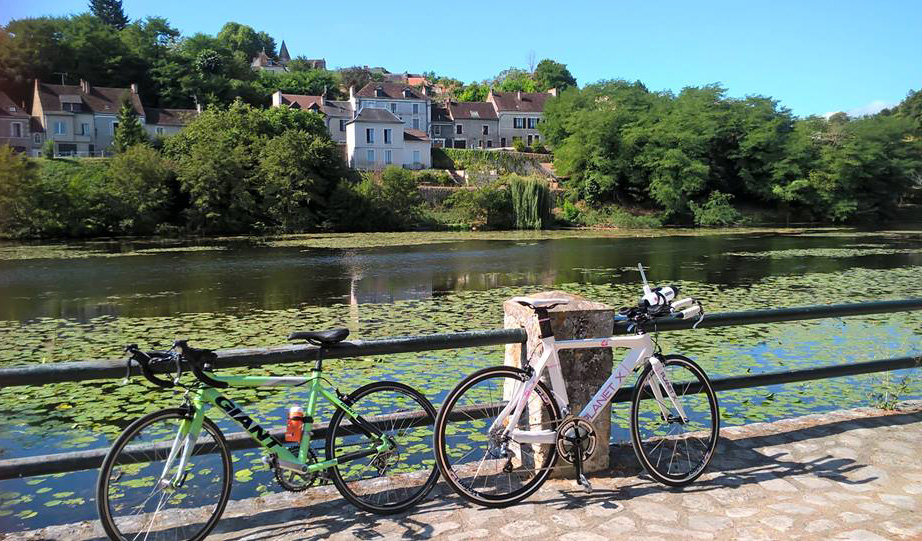 Bike at La Blanc