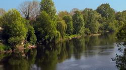 River Bank at La Guerche