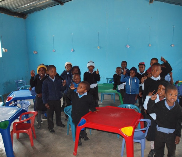 Nursery School originally set up and funded by St Chad, Saddleworth