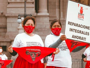 Peru: Hope for the victims of forced sterilizations