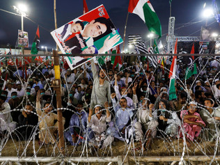 Pakistani politician released as opposition to continue protests