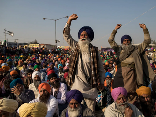 The Farmers' Protests Are a Turning Point for India's Democracy