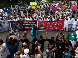 Pakistan: Hardline Sunni groups on collision course with Shiites