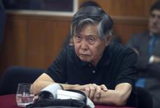 In Peru, sterilization case against Fujimori goes to court