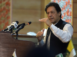 Indian gov't 'sponsors Islamophobia', Pakistan PM tells UN