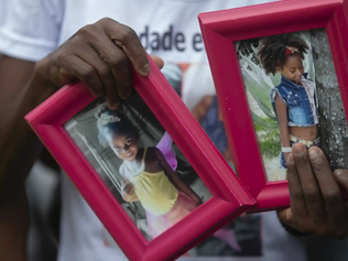 Killing of two girls stokes outrage over Brazil's horrific toll of black lives