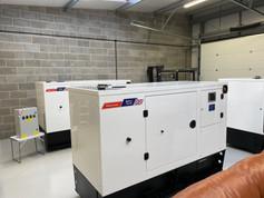 Perkins Backup Generator