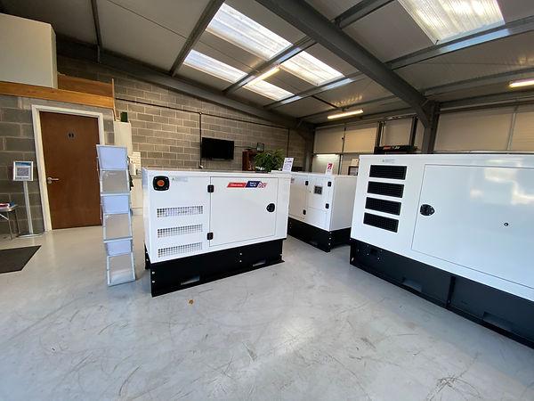 Perkins Generator United Kingdom