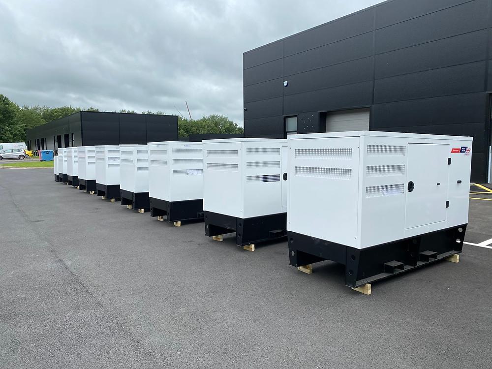 UK Manufactured Diesel Generators