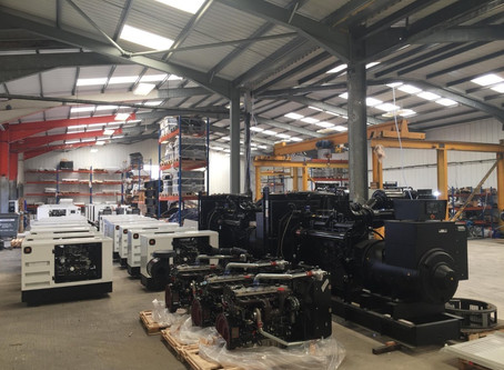 Why is there such a demand for Diesel Generators, here is what we found