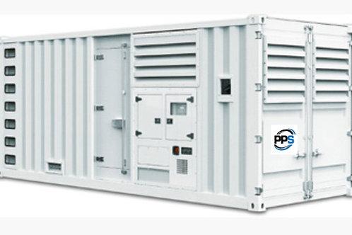 1250 kVA up to 1700 kVA Diesel Generators (3Ph) Three Phase