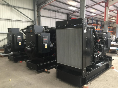 Difference Between Prime Power & Standby Power in Diesel Generators