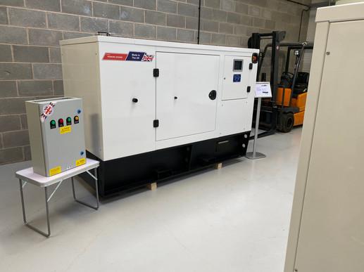 Perkins Diesel Generator UK