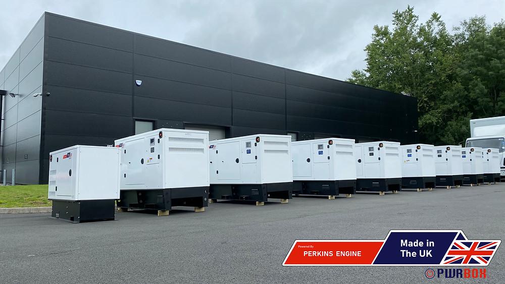 Perkins Stamford Diesel Generators