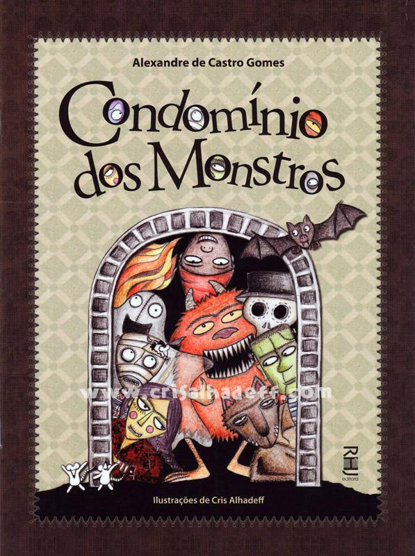 Condomínio dos Monstros - RHJ