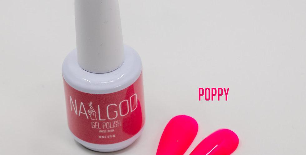 """""""POPPY"""" Gel Polish"""
