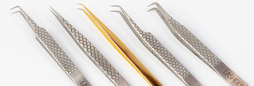 LUXE TWEEZER COLLECTION