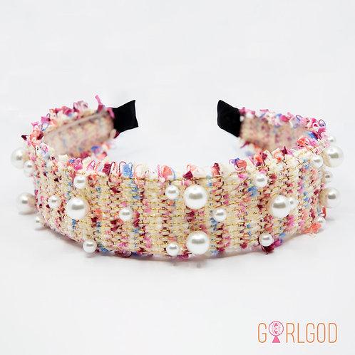 Preppy Pearls Headband