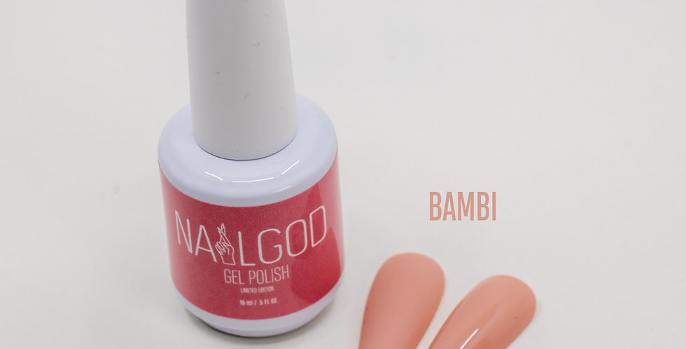 """BAMBI"" Gel Polish"
