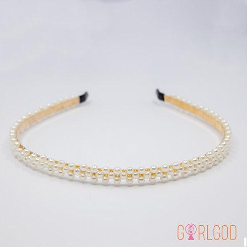 Uptown Pearl Headband