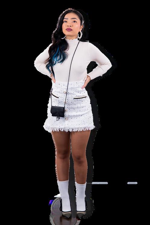 "Pocket ""Bunni"" Skirt"