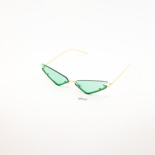 Mint Squint Sunglasses