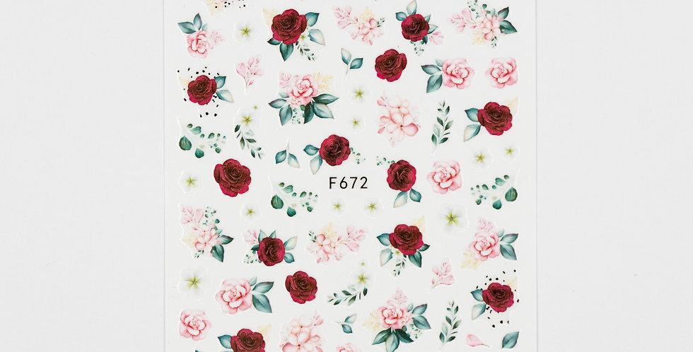 Rose Sticker #25