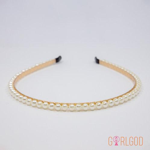 Effortless Pearls Headband
