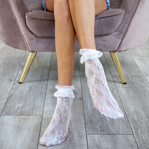 Anklettes Full Lace