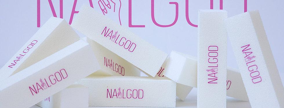Nailgod Gel/Acrylic Buffer