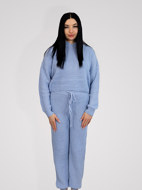 HOMEBODY  KNIT TWO PIECE SET