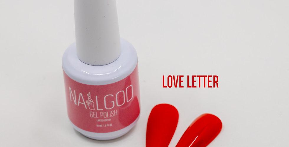 """LOVE LETTER"" Gel Polish"