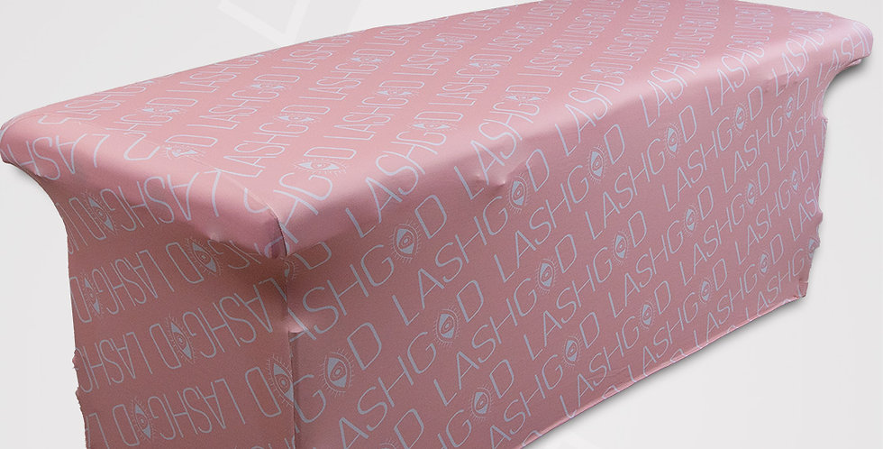 LASHGOD AESTHETIC STRETCH COMFORTER (LASH BED COVER)