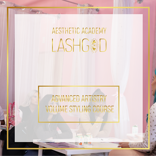 LASHGOD™ ADVANCED ARTISTRY VOLUME STYLING U.S