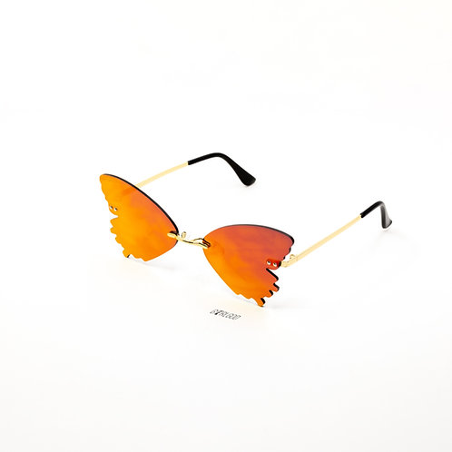 All Butterfleyes on Me Sunglasses
