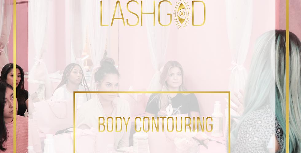 LASHGOD BODY CONTOURING TRAINING (deposit)