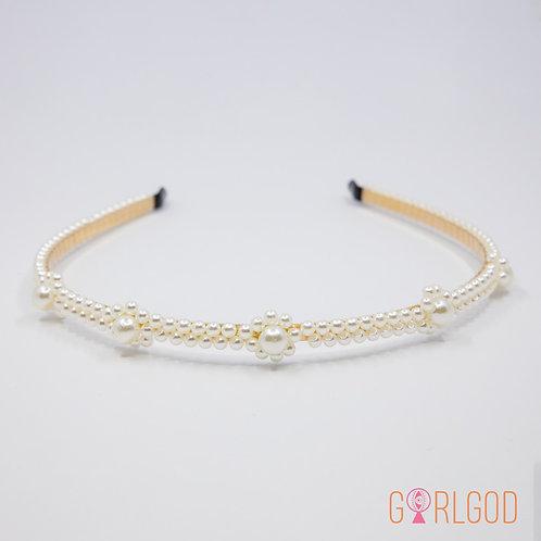 Pearl Talk Headband
