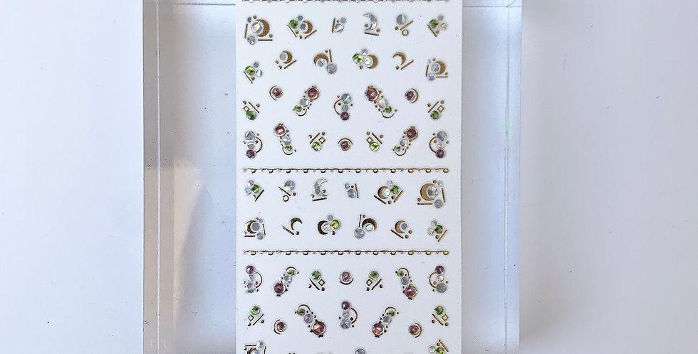 Jewel Sticker #7