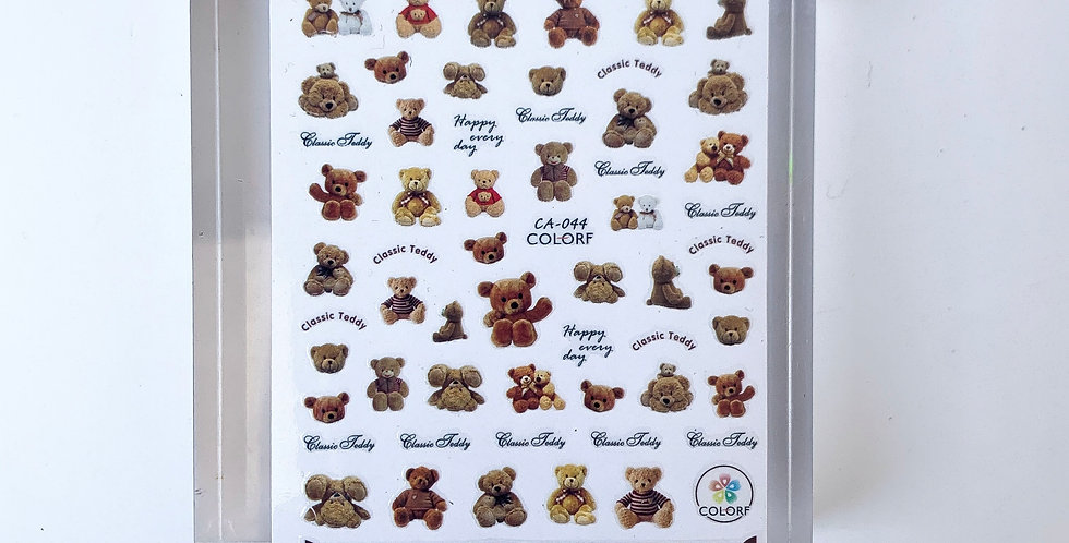 My Teddy Sticker #14