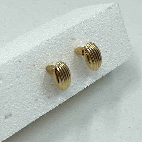 Treat Her Like Gold Earrings