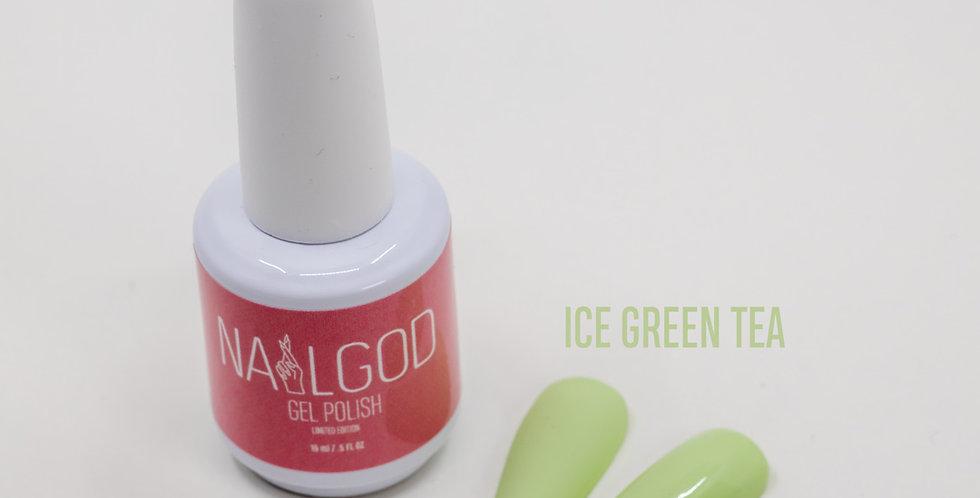 """""""ICED GREEN TEA"""" Gel Polish"""