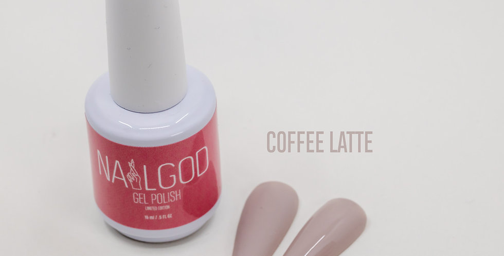 """ COFFEE LATTE"" Gel Polish"