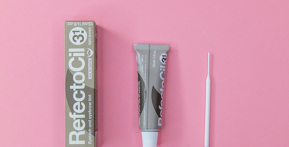 REFECTOCIL Luscious Light Brown!