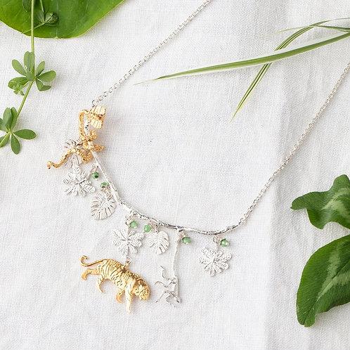 Amanda Coleman Rousseau statement necklace