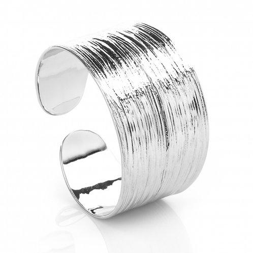 Rachel Galley Ocean Cuff Silver