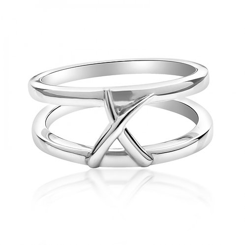 Rachel Galley Molto Kiss Double Ring