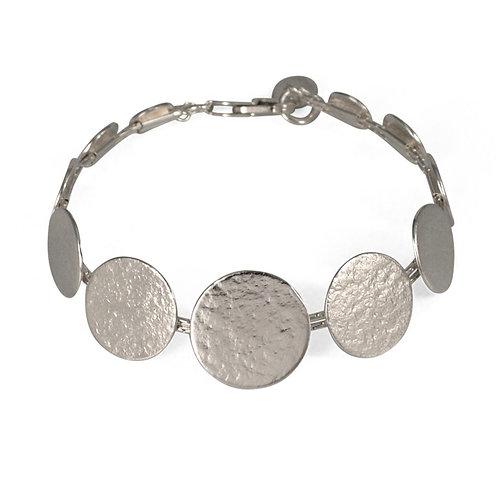 Cara Tonkin Paillette Graduated Disc Bracelet