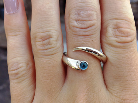 Paul Finch Handmade Silver Jewellery