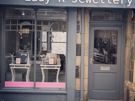 Bowness-on-Windermere boutique.